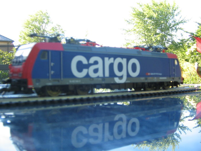 Märklin H0 - 36606 - Electric locomotive - Serie 482 - SBB Cargo