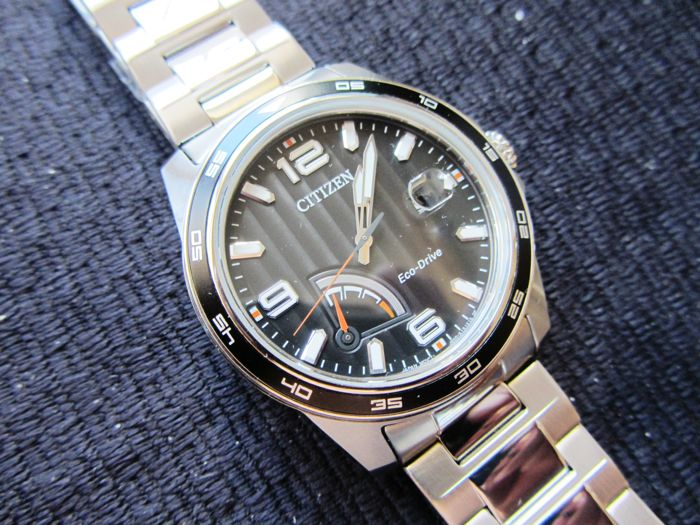 Citizen - Eco Drive Power Reserve Mag Date  - AW7030-06E  - Heren - 2011-heden
