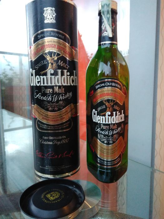 Glenfiddich Pure Malt - 75cl