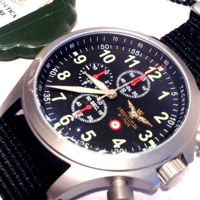 Memphis Belle - Crono Ufficiale A.M. Italiana 45,00 mm - Limited Edition - 00596134 - Men - 2019