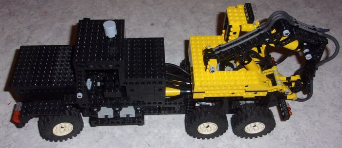 moc lego technic lkw catawiki. Black Bedroom Furniture Sets. Home Design Ideas