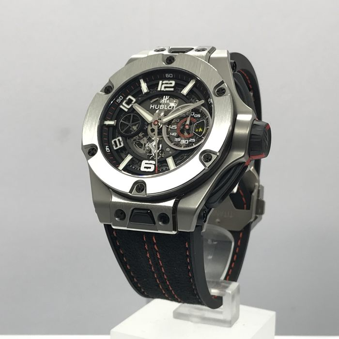 Hublot - Big Bang Unico Ferrari - 402.nx.0123.wr - Men - 2011-present