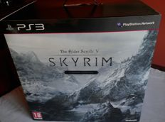"The Elder Scrolls V: Skyrim - A collector's edition of beauty! ""French"" like new"