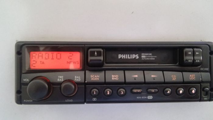 Parts - Philips dc402 rds - 1988