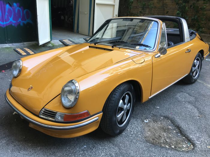 Porsche - 912 Soft Window Targa - 1968