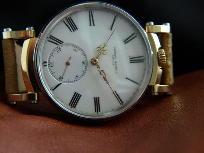 Ulysse Nardin - Marriage watch - Men - 1901-1949