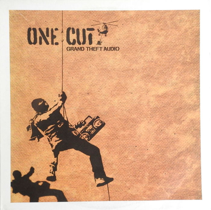 Banksy x OneCut  - Grand Theft Audio