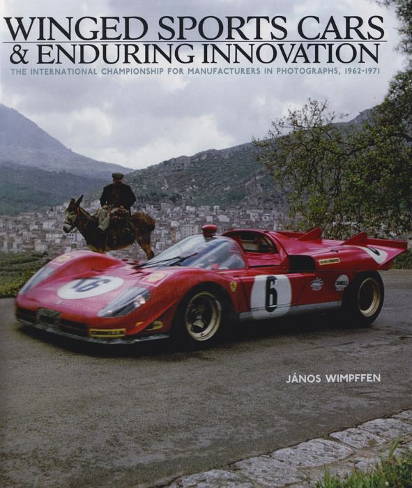 Libri - Winged Sportscars & Enduring Innovation - 1971