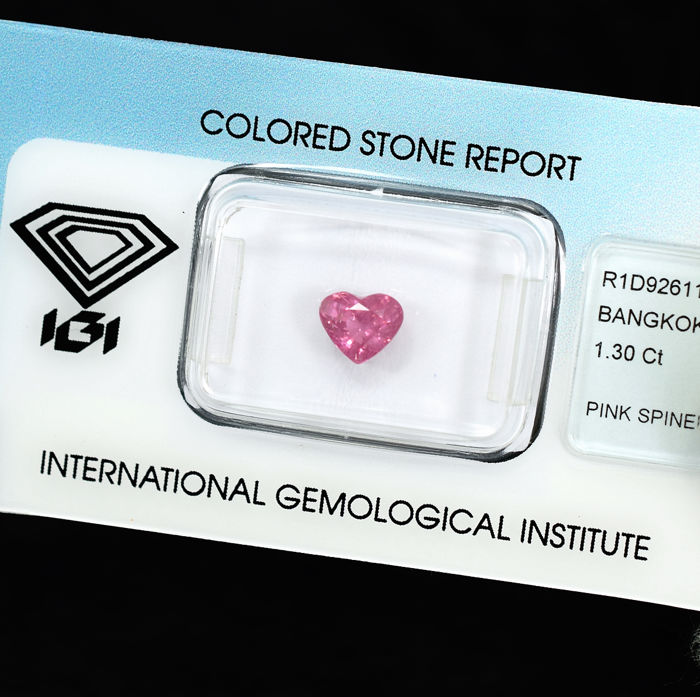 Spinel - 1.30 ct