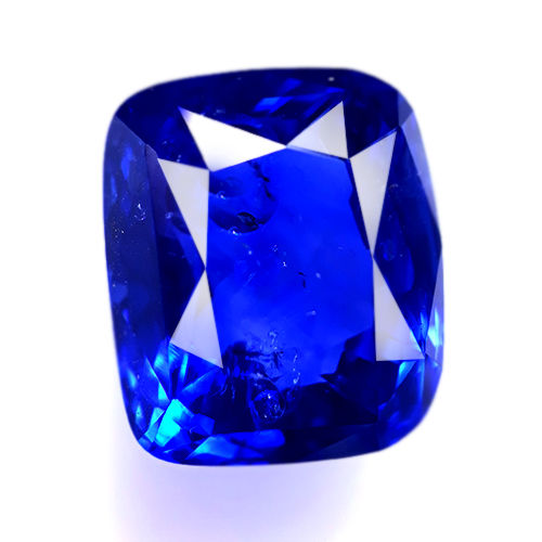 azul real Zafiro - 10.42 ct