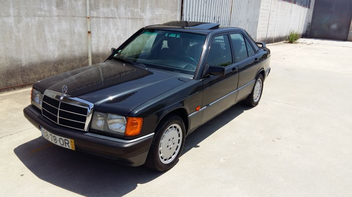 Mercedes-Benz - 190 2.5 Turbo Diesel - 1991