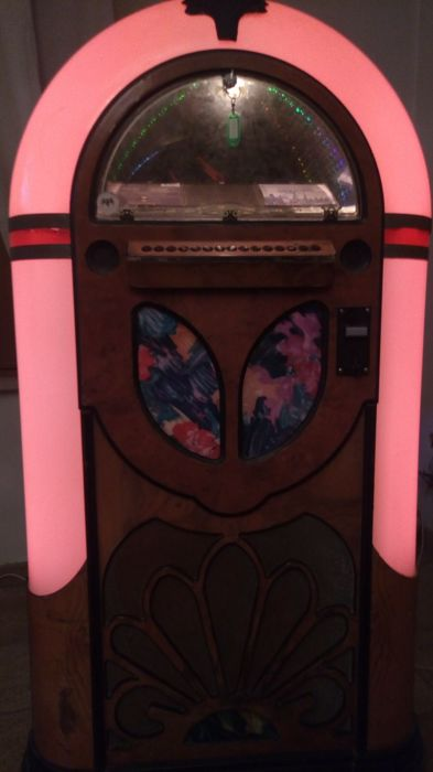 Jukebox Phonovox from the 90s