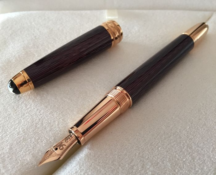 Montblanc Meisterstuck 4810 Fountain Pen Catawiki