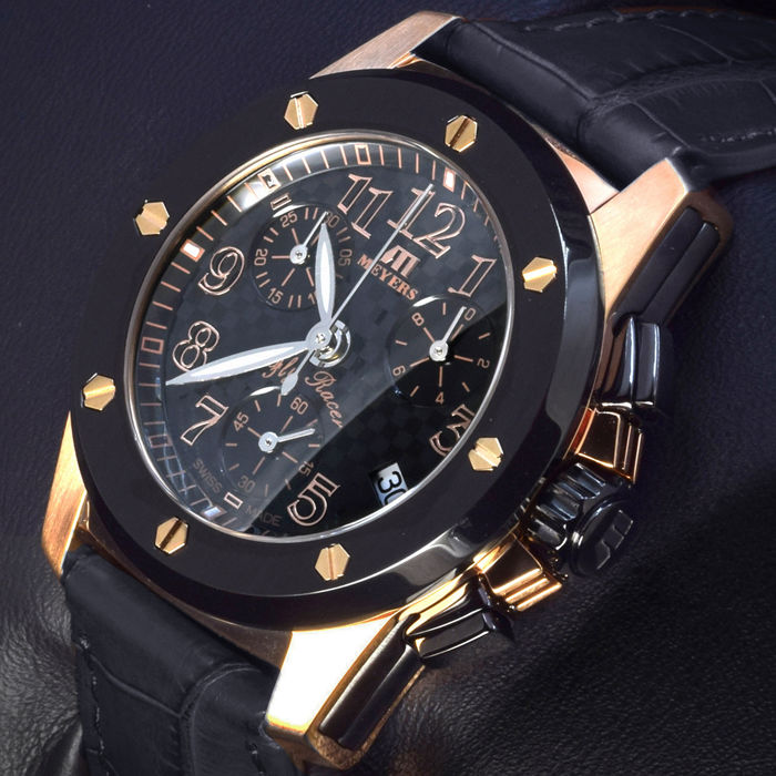 Meyers - Fly Racer One Chronograph - Heren - 2011-heden