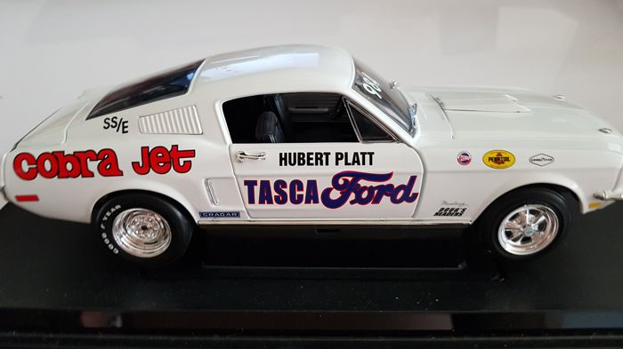 Ertl Ford Mustang GT Tasca Ford Collector American - Tasca ford car show 2018