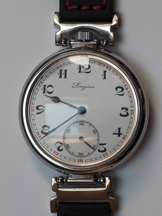Longines - Marriage Watch - 5360008 - Men - 1901-1949