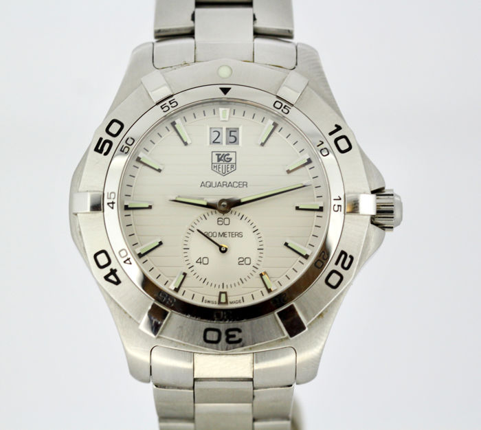 TAG Heuer - Aquaracer - WAF1015 - Men - 2000-2010