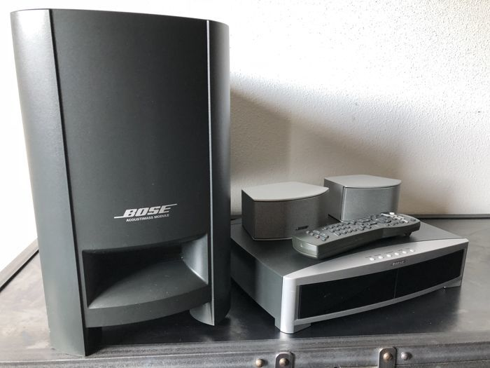 bose 321 series 3 hdmi and gemstone speakers hdmi catawiki. Black Bedroom Furniture Sets. Home Design Ideas