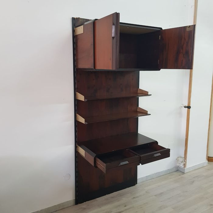 Unknown designer - Modular bookcase - 1960s