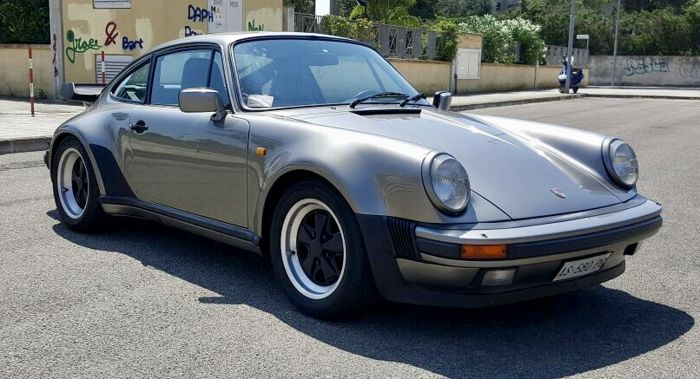 Porsche - 930 Turbo 3.3 - 1978 - ASI
