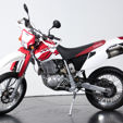 Ventes de motos off-road