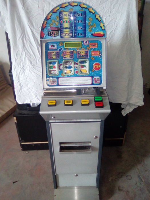 Slot Machine Joker a Rulli