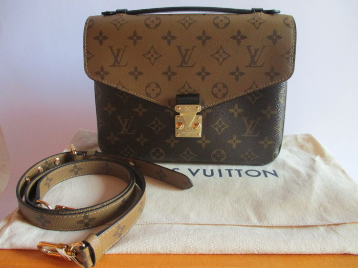 f089269c2edc Louis Vuitton - Reverse Monogram Pochette Metis Crossbody bag ...