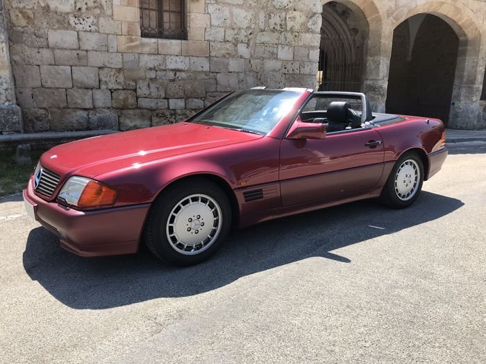 Mercedes-Benz - SL 500 (R129)  - 1990