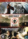 DVD / Vidéo / Blu-ray - DVD - 2012 + District 9 + Terminator Salvation