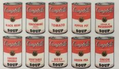 Andy Warhol (After) - Campbell's Soup One'