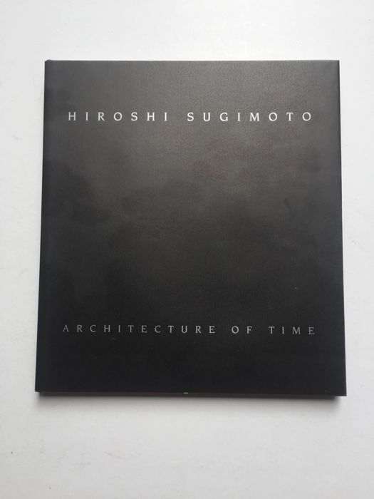 Signed; Sugimoto - Architecture Of Time  - 2002