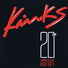 THE KINKS - 3LP Box-set: Box set includes 8-page booklet with the story of The Kinks and 3 LP's. (First pressing) UK 1984 | PRT ‎– KINKX 7254