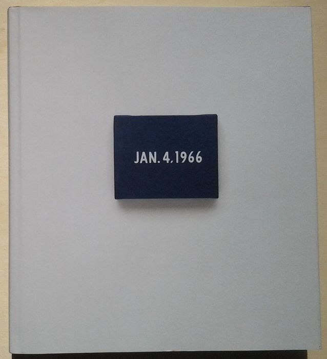 On Kawara - Date Painting(s) in New York and 136 other cities - 2012