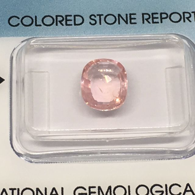 Pink Sapphire  2.05Ct