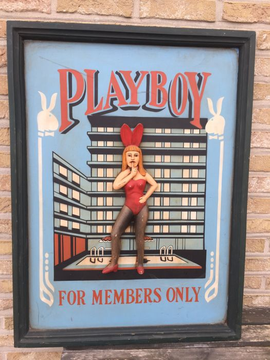 Playboy; Display - Playboy: For Members Only - 1970s