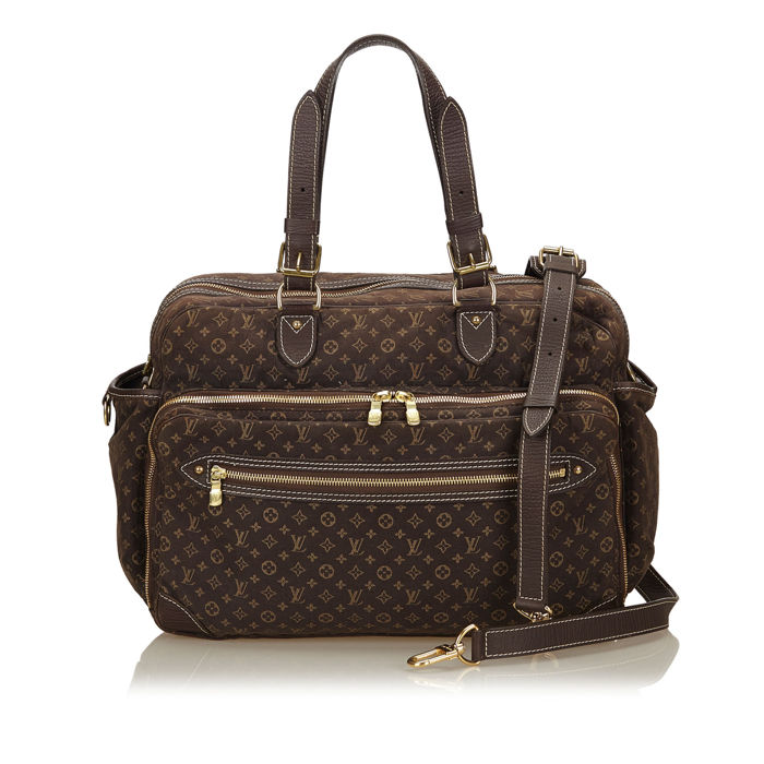 Louis Vuitton Mini Lin Sac a Langer Diaper Bag Catawiki