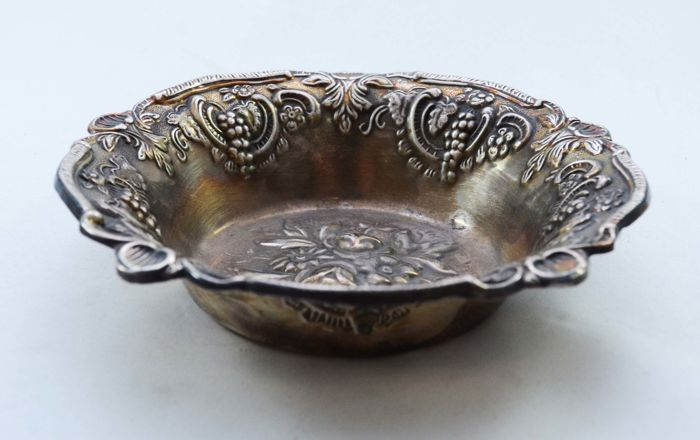 Silver bowl - Probably Germany - ca. 1920