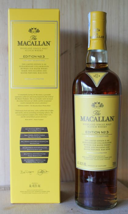 Macallan Edition No 3 - 0,7 Liter