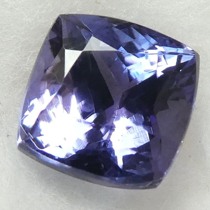 Tanzanite – 3.44 ct – No Reserve Price