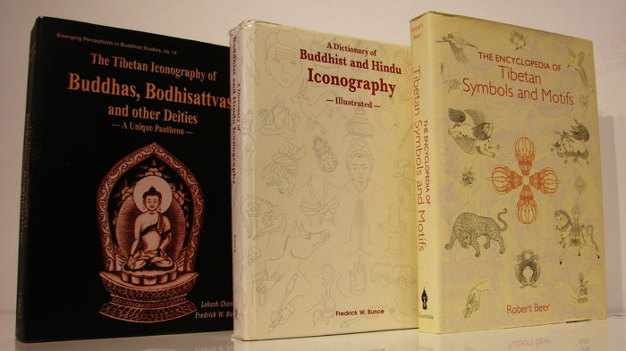 3 top reference works on Buddhism and Hinduism
