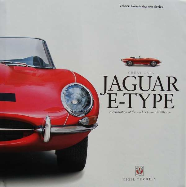 Book - JAGUAR E-TYPE - 2017