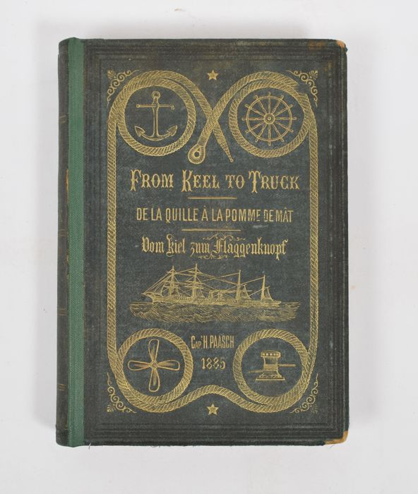 Heinrich Paasch - From Keel to Truck: A Marine Dictionary - 1885