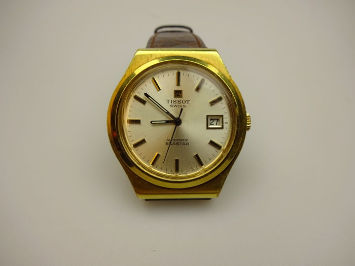 Tissot - Seastar - Vintage Watch - Heren - 1960-1969