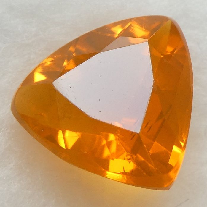 Fire Opal – 1.67ct – No Reserve Price