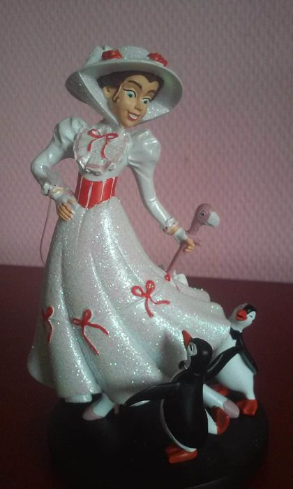 Disneyland Paris - Statuette - Mary Poppins