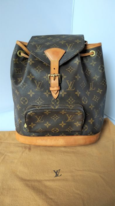 Louis Vuitton Backpack - Catawiki 3a4f61805f6
