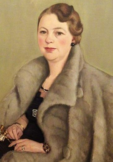 István Zádor (1882-1963) - Portrait of a Woman