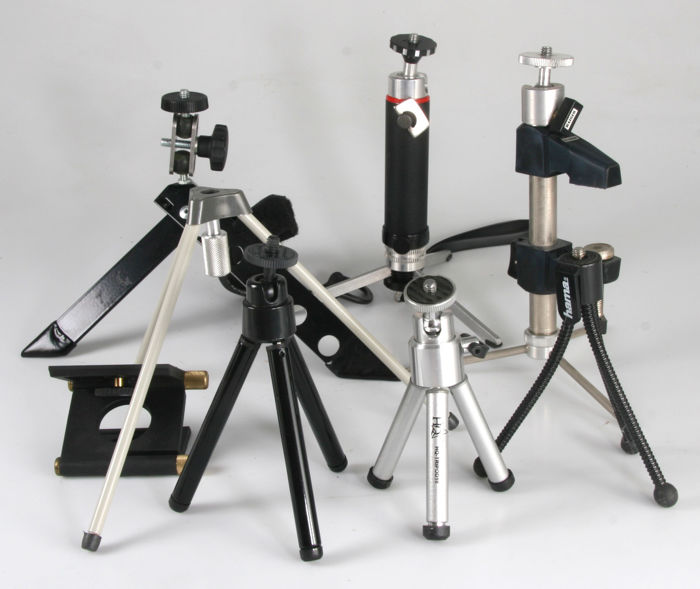 8 simple table tripods