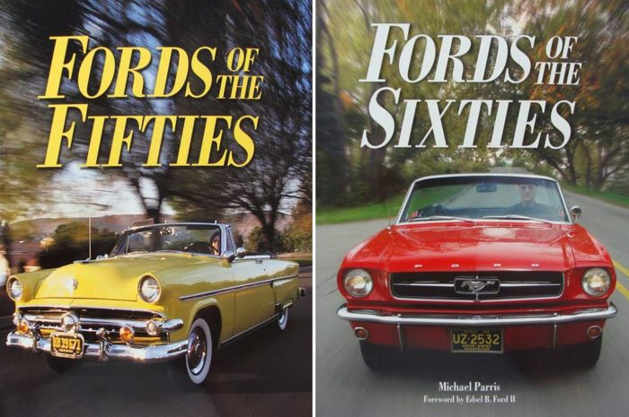 Könyvek - Fords of the 50s & 60s - 2004 (2 tételek)