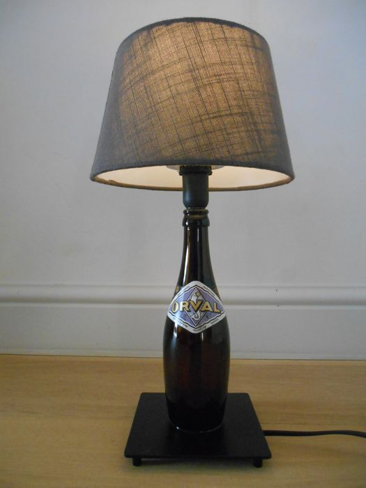 Original table lamp by Orval